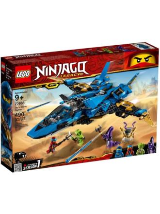 Ninjago 70668 Jays stormjager - Proshop