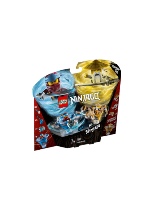 Ninjago 70663 Spinjitzu-Nya og Wu - Proshop