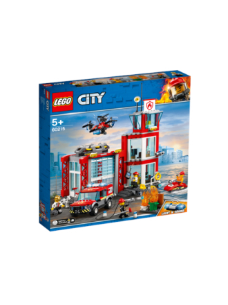 City 60215 Brandstation - Proshop