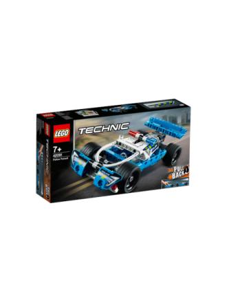 Technic 42091 Forfølgelsesbil - Proshop