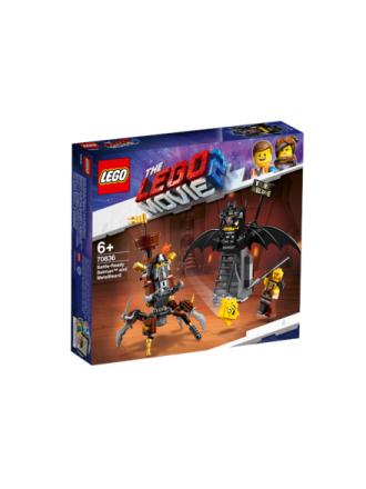 Lego Movie 70836 Kampklar Batman™ og Jernskæg - Proshop
