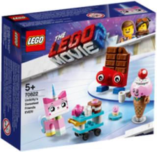 Lego Movie 70822 DanseKats sødeste venner NOGENSINDE!