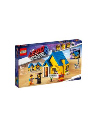 Lego Movie 70831 Emmets drømmehus/redningsraket! - Proshop