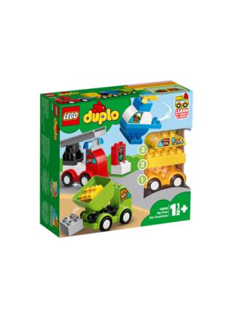 DUPLO 10886 Mine første bilmodeller - Proshop