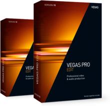 VEGAS Pro Edit 15