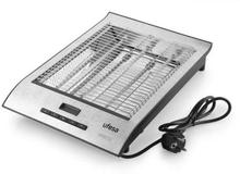 Brödrost UFESA TT7920 Optima LCD 650W Acero inoxidable