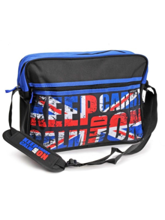 A4 Shoulder Bag English Flag