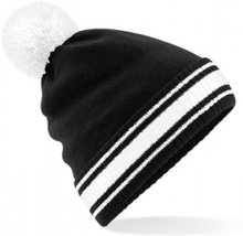 Stadium Beanie Black/White