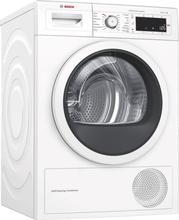 Bosch WTWH75I9SN Serie 8 Kondenstørretumbler - Hvid