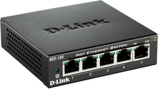 D-Link DES-105 Switch