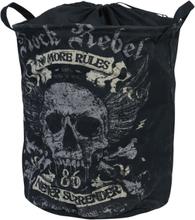 Rock Rebel by EMP - Tvättkorg - Tvättkorg - svart