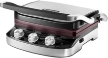 De'Longhi CGH 912C - grill/griddle - stainless steel