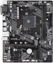 GA-A320M-S2H Moderkort - AMD A320 - AMD AM4 socket - DDR4 RAM - Micro-ATX