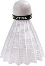 STIGA - Badmintonbollar 3-pack (Vit)