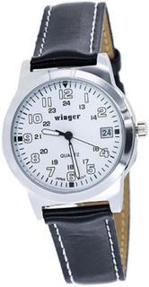 Klocka Winger Basic Quartz | Klockor