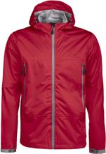 Grizzly Chester jakke Vind- og vanntett - rød