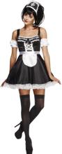 Fever flørten French Maid kostyme