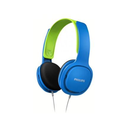 Philips Kids Headset on-ear SHK2000BL Barneheadset