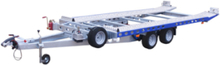 Biltransport med hydraulisk tipp, Högbyggt