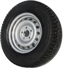 14″ hjul, dubb, 5 bult, 185R 14 -C