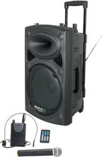 Ibiza PORT12HS transportabel högtalare
