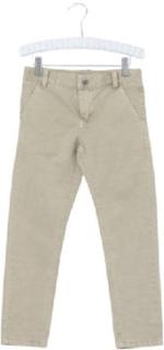 Wheat Chino darksand - beige - Gr.fra 5 år - Dreng