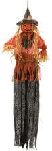 Fugleskremsel Dekorasjon med Lys 140 cm