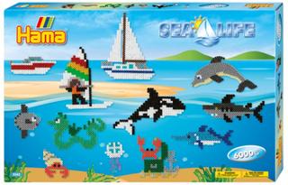 Midi Giant gift box Sealife 6000 pcs