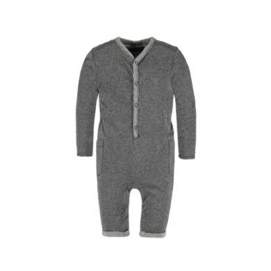 Marc O`Polo Boys Overall gray melange - grå - Gr.62 - Dreng/Pige - pinkorblue