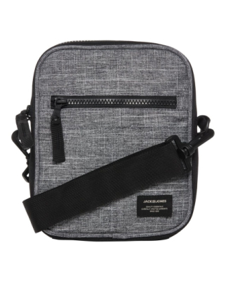 JACK & JONES Handy Bag Men Grey