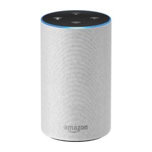 Amazon Echo Gen 2 Smarte hjem-kontroller Grå