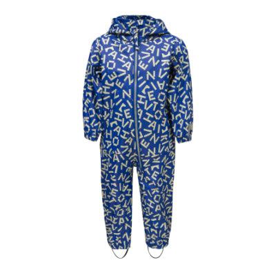 TICKET TO HEAVEN Flyverdragt til regnvejr Kody Gummi true blue - blå - Gr.98 - Dreng - pinkorblue