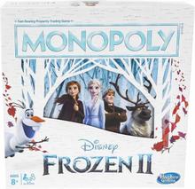 Hasbro Disney, Frozen / Huurteinen Seikkailu 2 - Monopoli