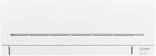Mitsubishi Solid MSZ-AP25VGK varmepumpe med Wi-Fi indedel - 4,1 kW - 75-100 m²