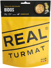 Real Turmat Bidos - reinsdyrkjøtt med potet og gulrot