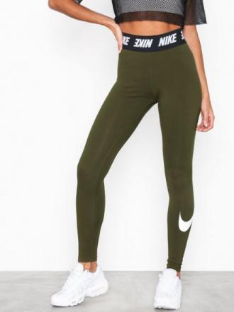 Nike NSW Club Legging HW Olive