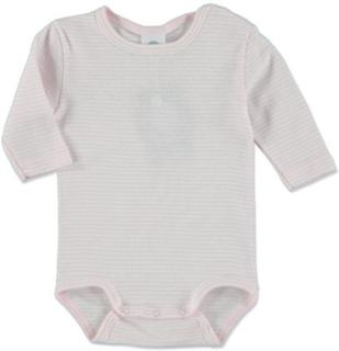 Sanetta Pige baby body, Rosé-farvet med ringe - rosa/pink - Gr.74 - Pige
