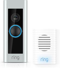 Ring Video Doorbell Pro, kit with chime and transformer