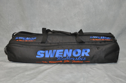 Swenor Rulleskibag Racing one colour ONESIZE