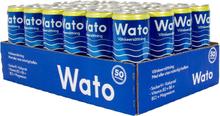 24 x Wato Vätskeersättning, 330 ml, koffein