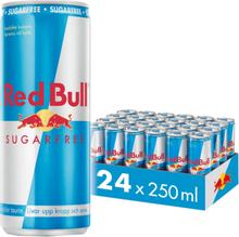 24 x Red Bull Sugarfree, 250 ml