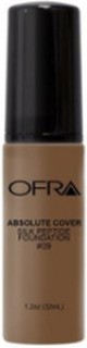 OFRA Cosmetics Absolute Cover Silk Foundation 09