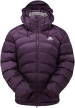 Mountain Equipment Lightline Women's Jacket Dame dunjakker varmefôrede Lilla 8