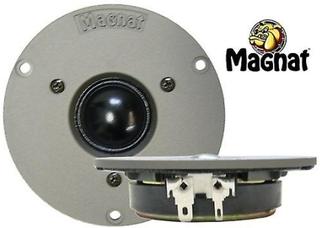 1 par MAGNAT vector T25GE660 tweeter, 120W Max, SERVICE merchandise...
