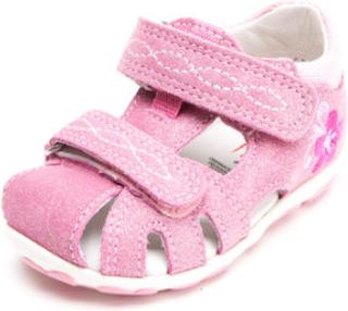 Superfit Girls Sandal Fanni petal kombi (M) - rosa/pink - Gr.Babymode (6-24 måneder) - Pige