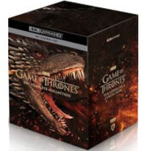 Game Of Thrones: Seasons 1-8 - 4K Ultra HD