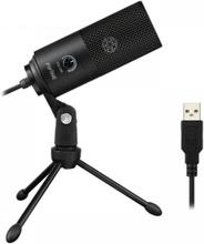 Fifine USB Skrivebords Mikrofon K669B