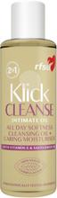 RFSU Klick: Cleanse Intimate Oil, 100 ml