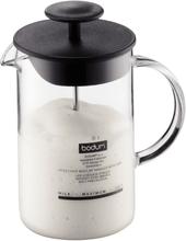 Bodum - LATTEO Mælkeskummer Med Hank, Sort