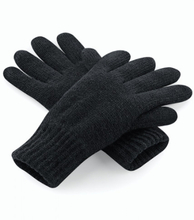Classic Thinsulate Gloves Black